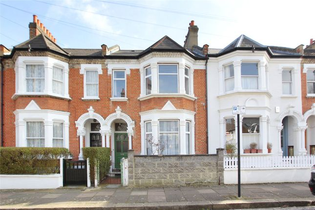 Thumbnail Terraced house for sale in Airedale Road, Balham, London