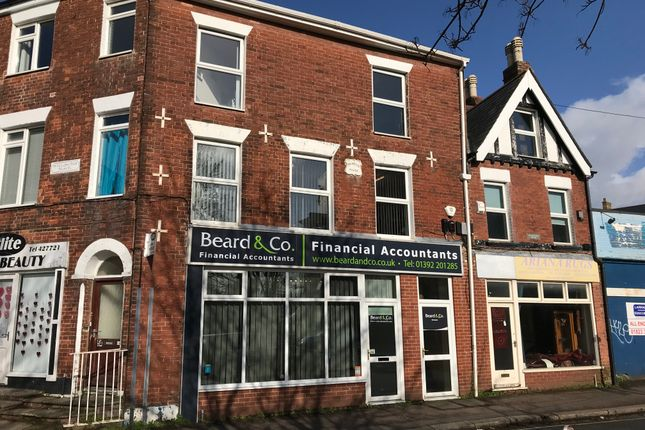 Thumbnail Office for sale in Blackboy Road, Exeter