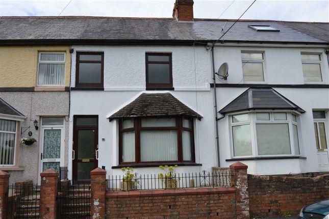 Thumbnail Terraced house to rent in Kingsley Terrace, Aberfan Merthyr Tydfil, Merthyr Tydfil