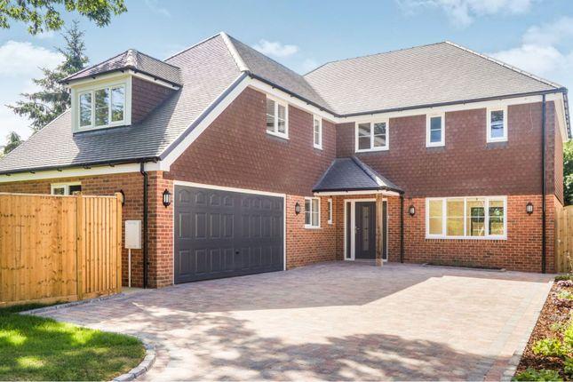 Thumbnail Detached house for sale in Five Oak Green Road, Five Oak Green