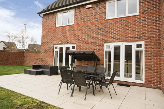 Patio of Bosworth Way, Leicester Forest East LE3