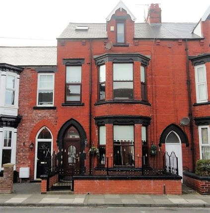 Thumbnail Terraced house for sale in Belmont Gardens, Hartlepool