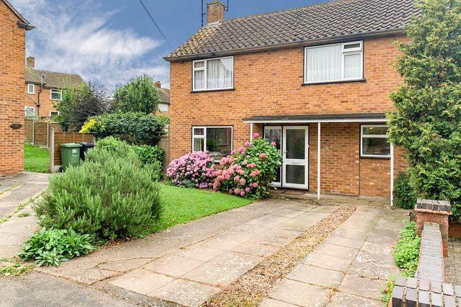 Thumbnail End terrace house for sale in Price Road, Cubbington, Leamington Spa