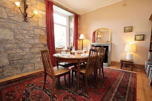 Dining Room of Old Kinglass Farmhouse, Borrowstoun Road, Bo'ness EH51