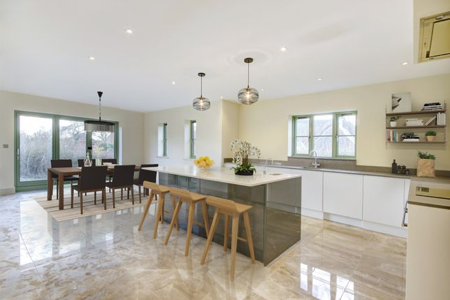 Thumbnail Detached house for sale in Kingstone Winslow, Ashbury, Wiltshire