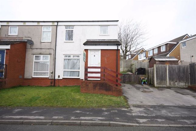 Semi-detached house for sale in Mendip Road, Leyland