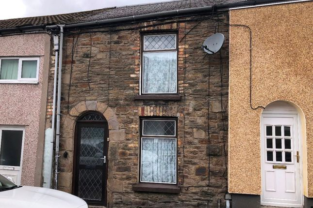 Thumbnail Terraced house to rent in Tillery Street, Abertillery