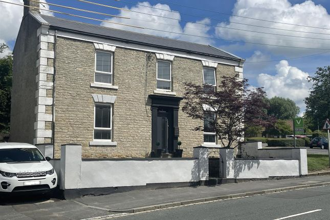 Thumbnail Detached house for sale in Wheatbottom, Crook