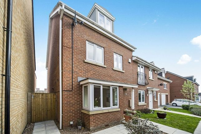 Thumbnail Semi-detached house for sale in Old Scholars Avenue, Castleford