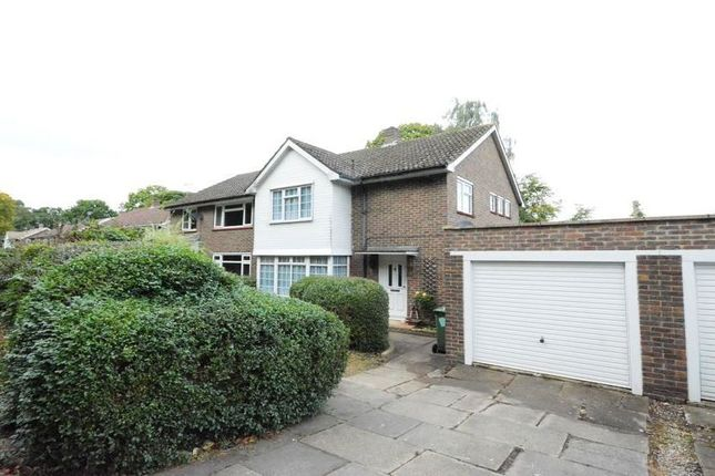 Thumbnail Semi-detached house to rent in Lily Hill Road, Bracknell