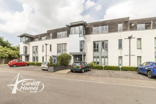 2 bed flat for sale in Samuels Crescent, Whitchurch, Cardiff CF14