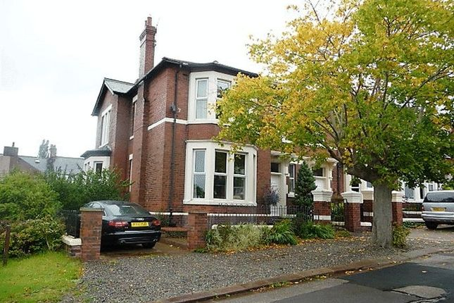 Thumbnail Semi-detached house to rent in Carlton Gardens, Stanwix, Carlisle