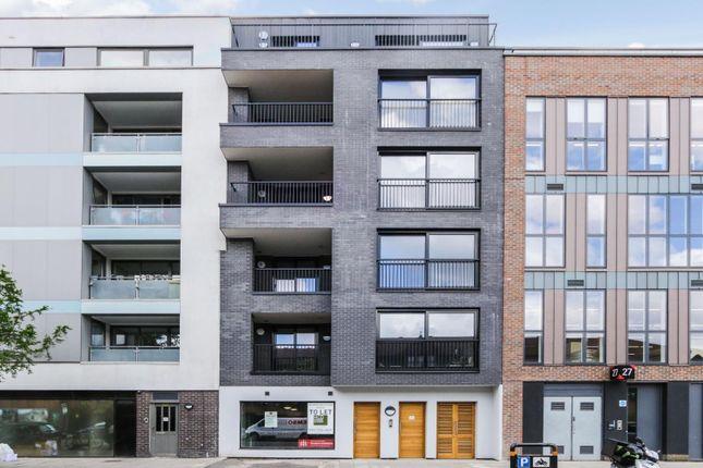 Thumbnail Flat for sale in Downham Road, London