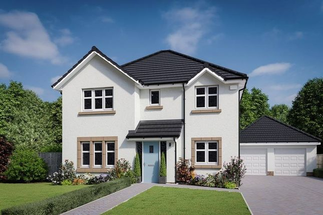 """Thumbnail Detached house for sale in """"The Blair"""" at Dalmahoy Crescent, Balerno"""