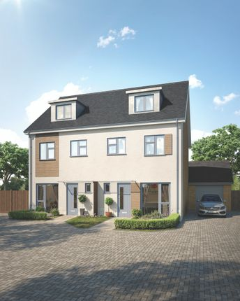 Thumbnail Semi-detached house for sale in Vicus Way, Off Stafferton Way, Maidenhead, Berkshire