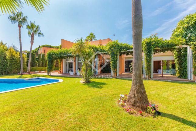 Thumbnail Villa for sale in Spain, Costa Brava, S'agaró - La Gavina, Cbr20334