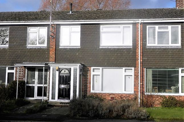 3 bed terraced house to rent in Mill Court, Hampshire