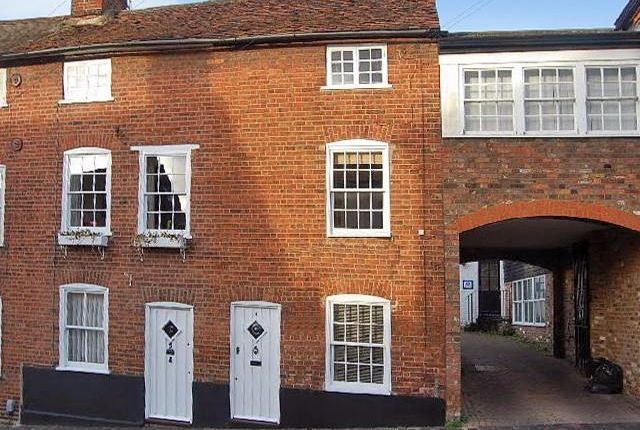 Thumbnail Town house for sale in Lower Dagnall Street, St.Albans