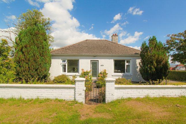 Thumbnail Bungalow for sale in Taynuilt, Argyll