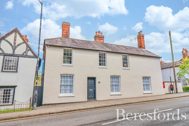 4 bed detached house for sale in North Street, Dunmow, Essex CM6