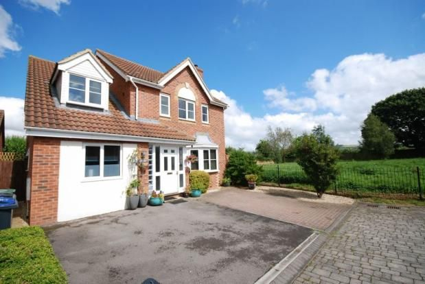Thumbnail Detached house to rent in Paxmans Road, Westbury
