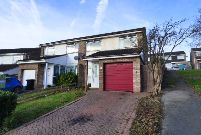 Thumbnail Semi-detached house to rent in Primrose Way, Lydney