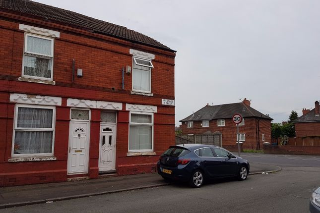 Thumbnail Terraced house to rent in Prestage Street, Longsight, Manchester