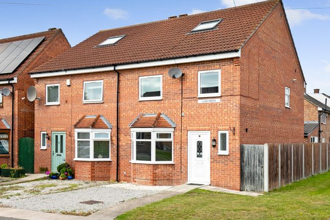Thumbnail Semi-detached house for sale in Lilac Grove, Doncaster