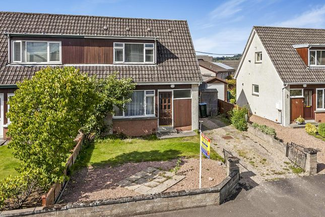 Thumbnail Semi-detached house for sale in Manor Gardens, Blairgowrie