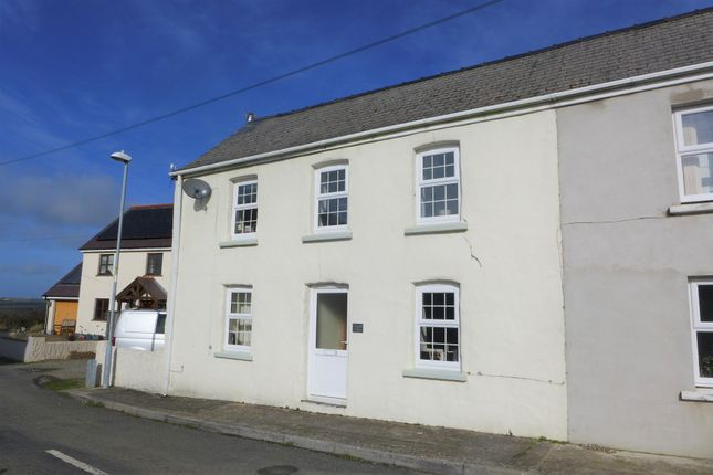 Thumbnail End terrace house for sale in Portfield Gate, Haverfordwest