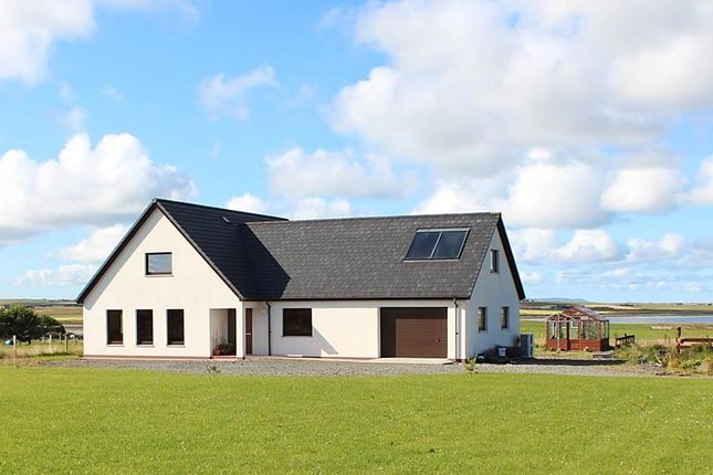 Thumbnail Detached house for sale in Toab, Orkney