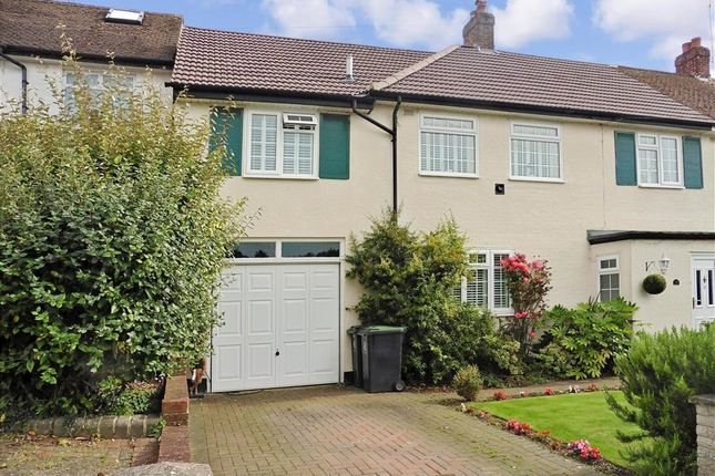 Thumbnail Semi-detached house for sale in Graylands, Theydon Bois, Epping, Essex