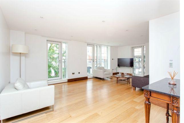 Thumbnail Flat to rent in Baker Street, Marylebone, London