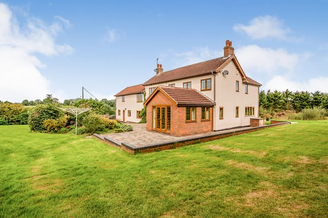 Thumbnail Detached house for sale in Lea Lane, Selston, Nottingham