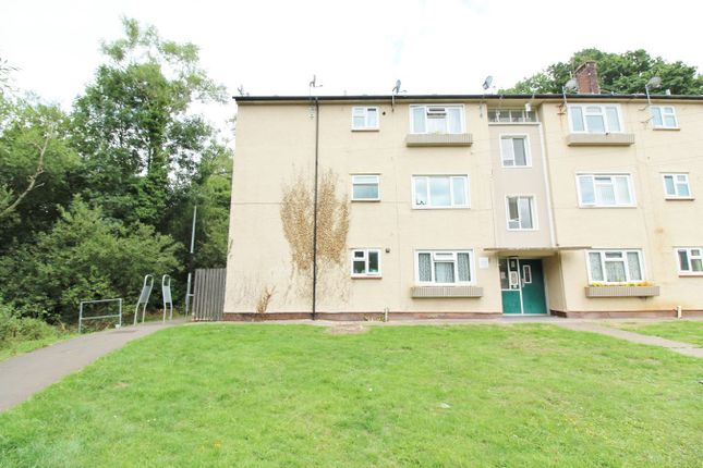 Thumbnail Flat for sale in Roding Close, Bettws, Newport