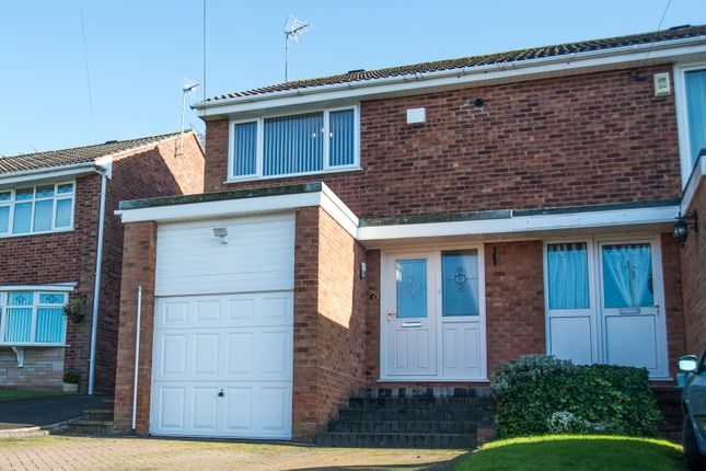 Thumbnail Semi-detached house for sale in Cypress Avenue, Dudley