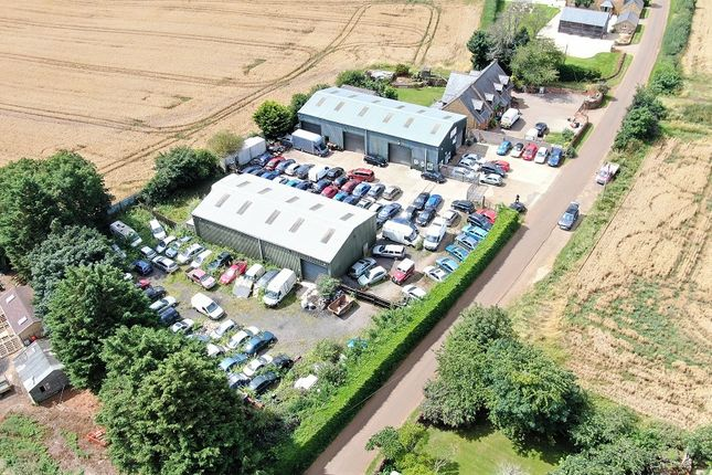 Thumbnail Light industrial for sale in Quarry Road, Banbury