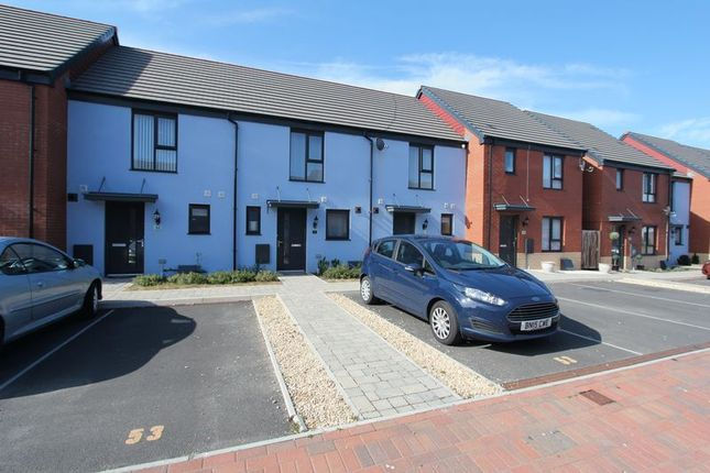 Thumbnail Terraced house for sale in Mariners Walk, Barry