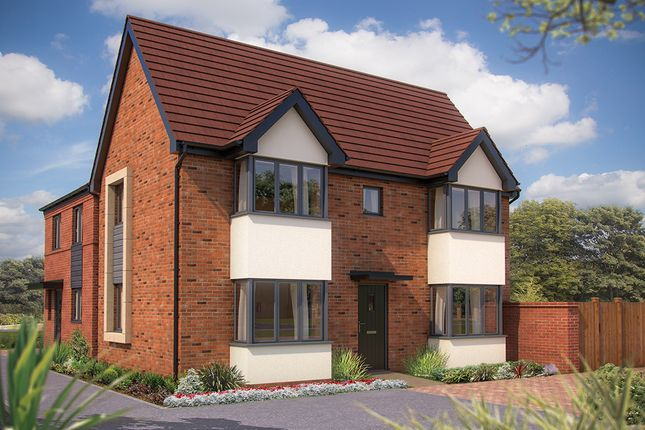 """Thumbnail 3 bed detached house for sale in """"The Sheringham"""" at Barrosa Way, Whitehouse, Milton Keynes"""