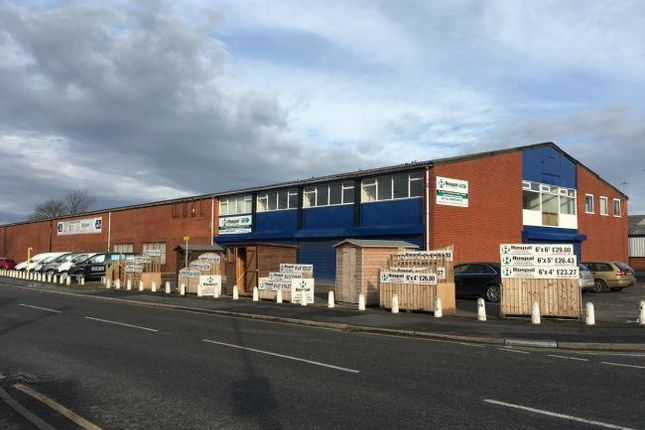 Thumbnail Industrial to let in Unit, 51, Miry Lane, Wigan