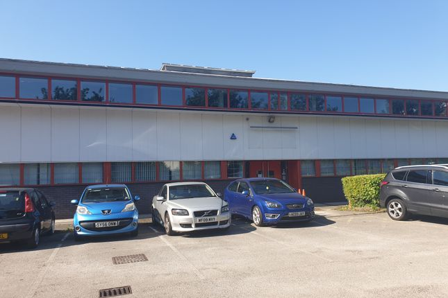 Thumbnail Office for sale in Crown Gate, Runcorn