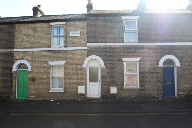 Thumbnail Terraced house to rent in Victoria Homes, Victoria Road, Cambridge