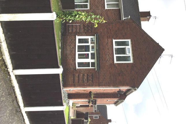 Thumbnail 2 bedroom semi-detached house to rent in Cornhill, Cannock