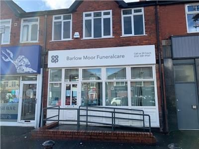 Thumbnail Retail premises for sale in 347, Barlow Moor Road, Chorlton, Greater Manchester