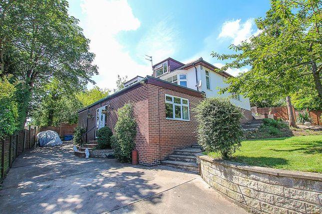 Thumbnail Detached house for sale in Woodside Road, Burton Joyce, Nottingham