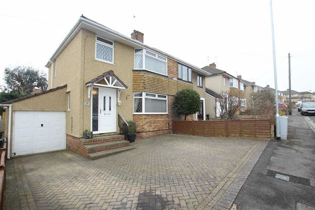 Thumbnail Semi-detached house for sale in Chedworth, Soundwell, Bristol