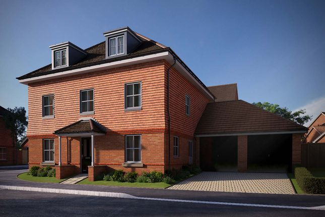 """Thumbnail Detached house for sale in """"The Chestnut"""" at Copsewood, Wokingham"""