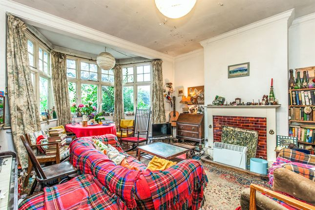 Thumbnail Semi-detached house for sale in Davigdor Road, Hove