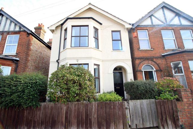 Thumbnail Detached house to rent in Sidegate Lane, Ipswich