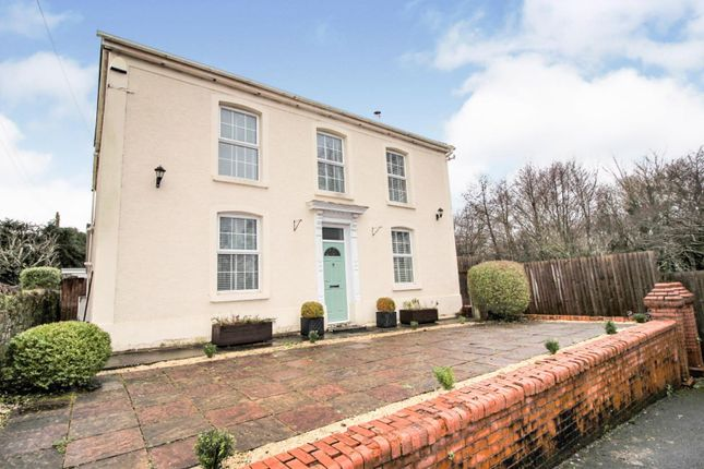 4 bed detached house for sale in Pantyblawd Road, Swansea SA7